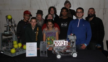 "Free Fundraiser Photo for ""K.I.D.S. Robotics"""