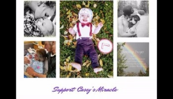 "Free Fundraiser Photo for ""Baby Casey's Medical Fund"""
