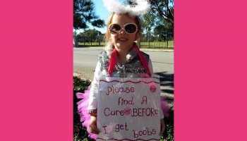 "Free Fundraiser Photo for ""Susan G. Komen 3-Day Walk"""