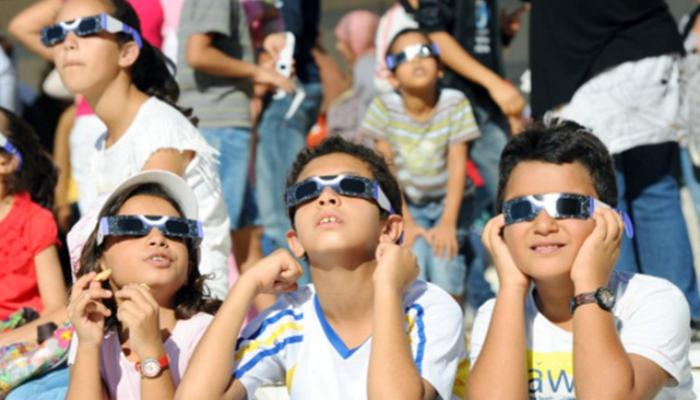 Image for 'Eclipse Glasses for Students' campaign on Freefunder