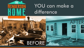 "Free Fundraiser Photo for ""Rebuilding The Henderson Home"""