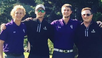 "Free Fundraiser Photo for ""College of Idaho Men's Golf"""