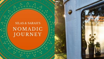 "Free Fundraiser Photo for ""Our Nomadic Journey"""