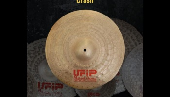 "Free Fundraiser Photo for ""Stolen UFIP Cymbals - Brandon"""