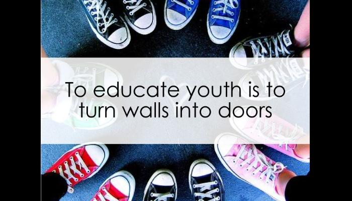 Image for 'Educate The Youth!!' campaign on Freefunder