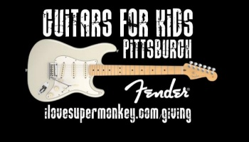 "Free Fundraiser Photo for ""Guitars For Kids Pittsburgh"""