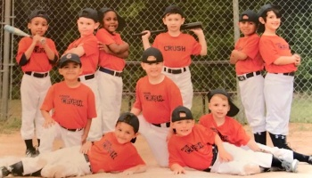"Free Fundraiser Photo for ""5U Red Oak Crush WS"""