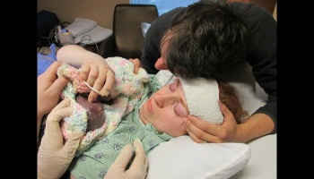 "Free Fundraiser Photo for ""Benjamin's Caring Cradle"""