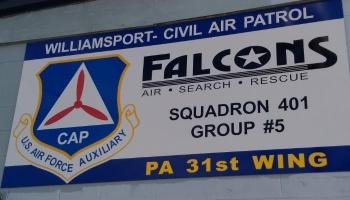 "Free Fundraiser Photo for ""Williamsport CAP Squadron"""
