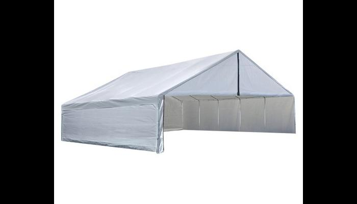 Image for '30x60 Foot Parking Lot Tent' campaign on Freefunder