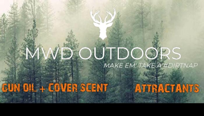 Image for 'MWD OUTDOORS ATA Show - Booth' campaign on Freefunder
