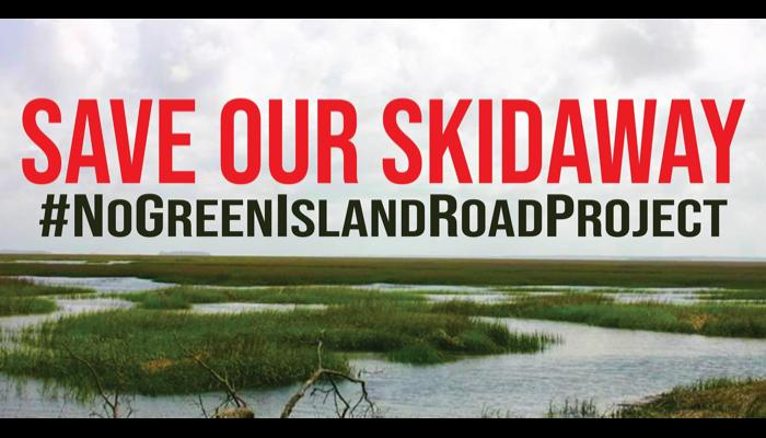 Image for 'Save Our Skidaway' campaign on Freefunder