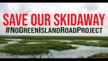 "Free Fundraiser Photo for ""Save Our Skidaway"""