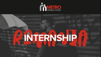 "Free Fundraiser Photo for ""Metro World Child Internship"""