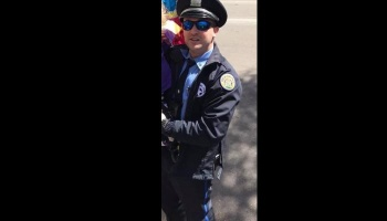 "Free Fundraiser Photo for ""Police Officer in Need"""
