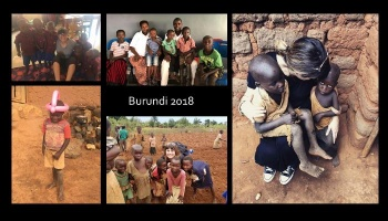 "Free Fundraiser Photo for ""Back to Burundi"""