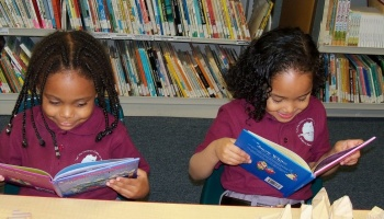 "Free Fundraiser Photo for ""St Thomas More Academy library"""