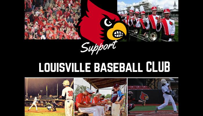 Image for 'U. of Louisville Baseball Club' campaign on Freefunder