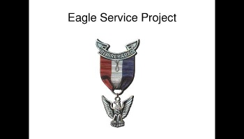 "Free Fundraiser Photo for ""Vincent's Eagle Scout Project"""