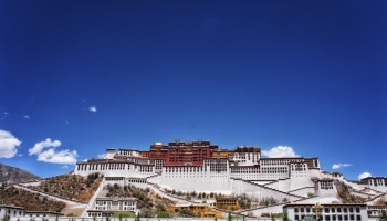 "Free Fundraiser Photo for ""Tibet Tour"""