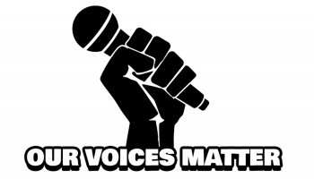 "Free Fundraiser Photo for ""Our Voice Matters"""