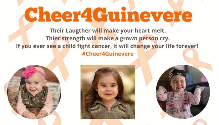 Image for 'Cheer4Guinevere' campaign on Freefunder