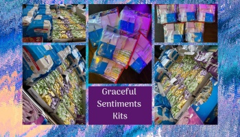 "Free Fundraiser Photo for ""Graceful Sentiments Kits"""