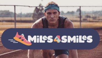 "Free Fundraiser Photo for ""Miles4Smiles"""
