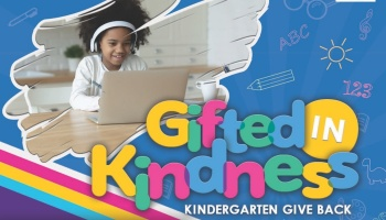 "Free Fundraiser Photo for ""Kindergarten Give Back"""