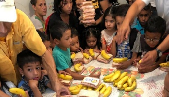 Image for 'Feed Caracas' children' campaign on Freefunder
